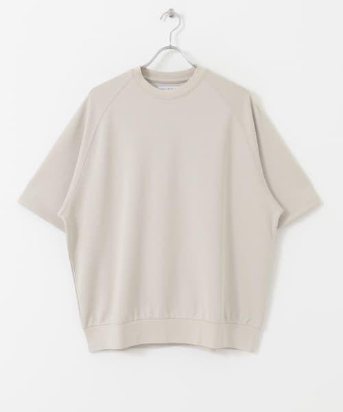 URBAN RESEARCH / アーバンリサーチ Tシャツ | T/CプレーティングリラックスTシャツ | 詳細10