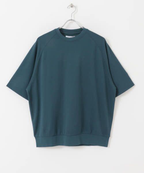 URBAN RESEARCH / アーバンリサーチ Tシャツ | T/CプレーティングリラックスTシャツ | 詳細12