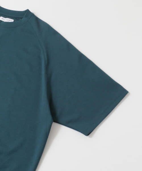 URBAN RESEARCH / アーバンリサーチ Tシャツ | T/CプレーティングリラックスTシャツ | 詳細13