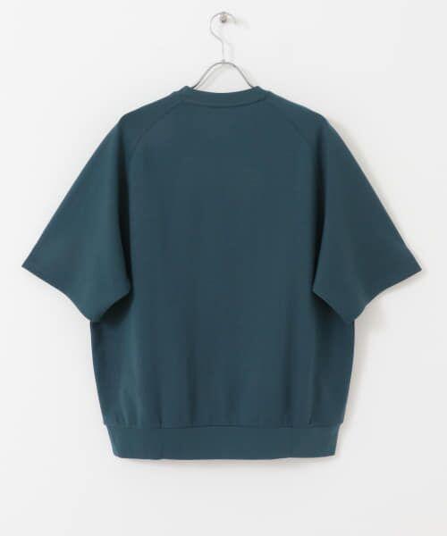 URBAN RESEARCH / アーバンリサーチ Tシャツ | T/CプレーティングリラックスTシャツ | 詳細14