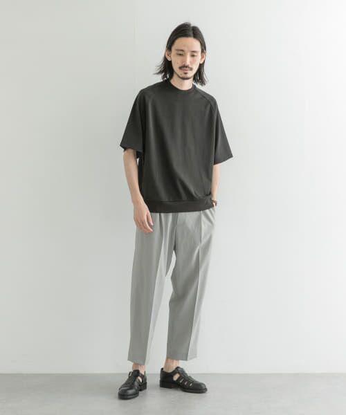 URBAN RESEARCH / アーバンリサーチ Tシャツ | T/CプレーティングリラックスTシャツ | 詳細3