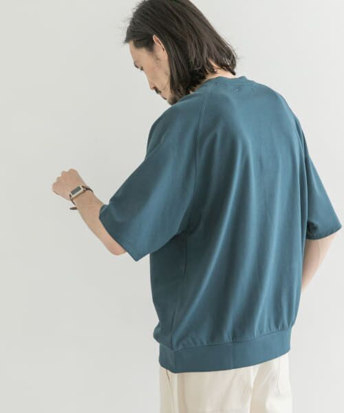 URBAN RESEARCH / アーバンリサーチ Tシャツ | T/CプレーティングリラックスTシャツ | 詳細4
