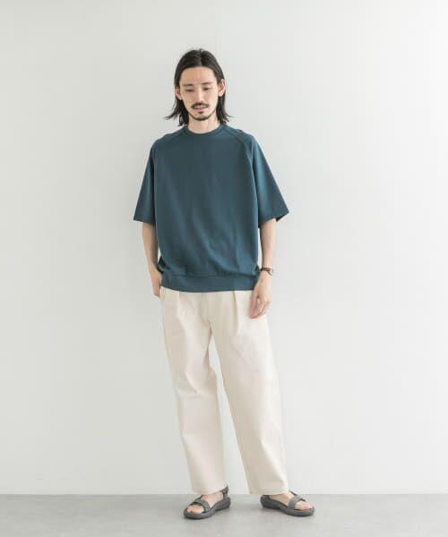 URBAN RESEARCH / アーバンリサーチ Tシャツ | T/CプレーティングリラックスTシャツ | 詳細5