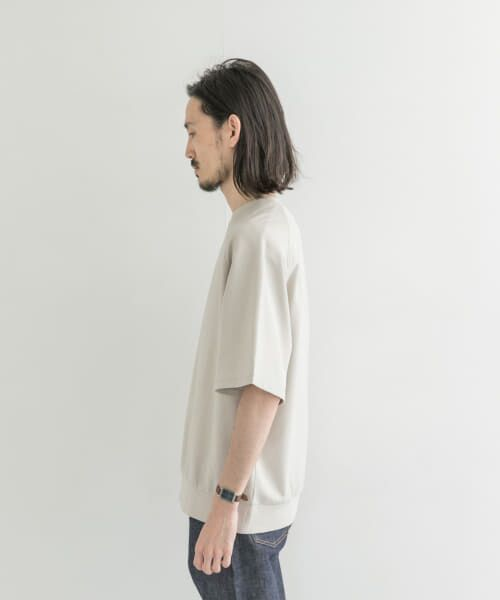 URBAN RESEARCH / アーバンリサーチ Tシャツ | T/CプレーティングリラックスTシャツ | 詳細7