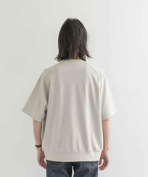 URBAN RESEARCH / アーバンリサーチ Tシャツ | T/CプレーティングリラックスTシャツ | 詳細8