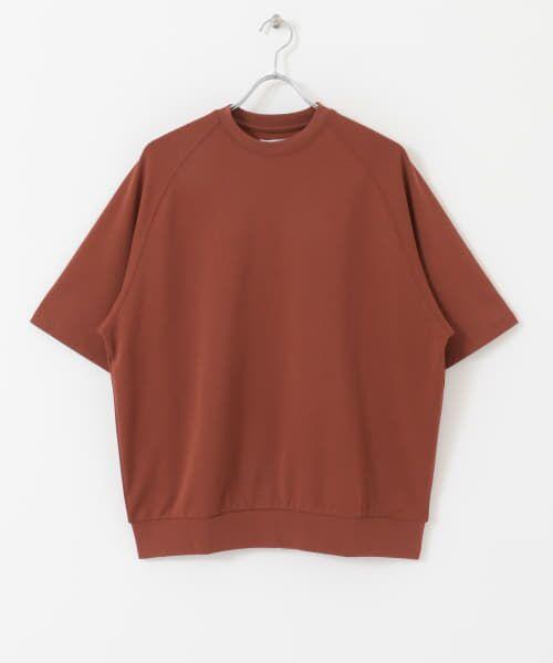 URBAN RESEARCH / アーバンリサーチ Tシャツ | T/CプレーティングリラックスTシャツ | 詳細9