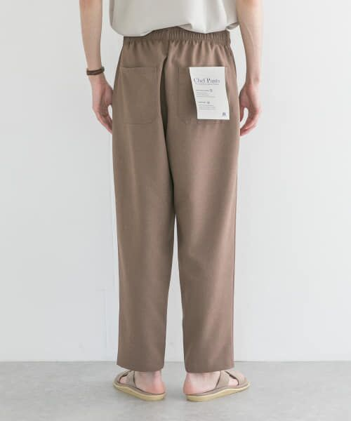 URBAN RESEARCH / アーバンリサーチ その他パンツ | WASHABLE TROPICAL CHEF  PANTS | 詳細12
