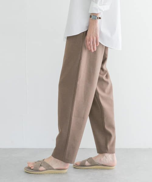 URBAN RESEARCH / アーバンリサーチ その他パンツ | WASHABLE TROPICAL CHEF  PANTS | 詳細4
