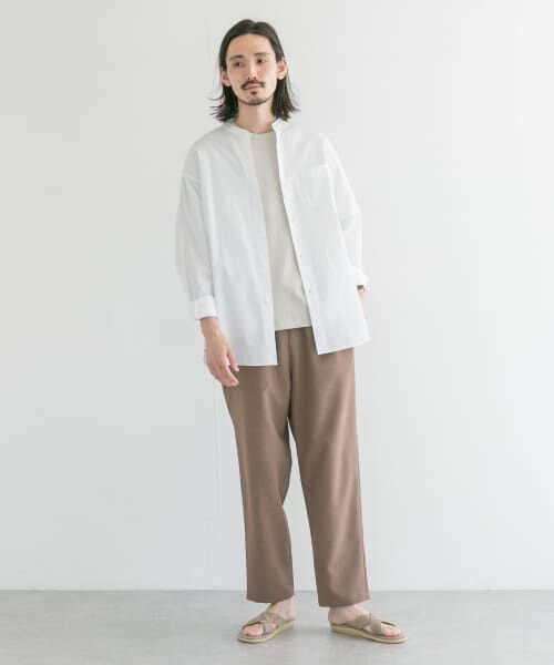 URBAN RESEARCH / アーバンリサーチ その他パンツ | WASHABLE TROPICAL CHEF  PANTS | 詳細5