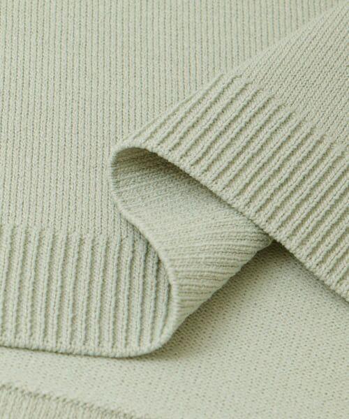URBAN RESEARCH / アーバンリサーチ ニット・セーター | 【WEB限定】フレンチスリーブニット | 詳細26