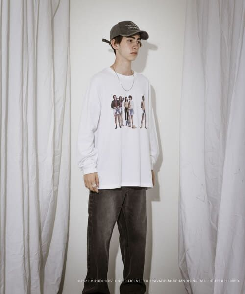 URBAN RESEARCH / アーバンリサーチ Tシャツ   URBAN RESEARCH iD ROLLING STONES LONG-SLEEVE   詳細1