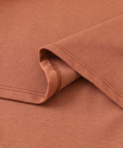 URBAN RESEARCH / アーバンリサーチ Tシャツ | ボリュームスリーブショート丈カットソー | 詳細24