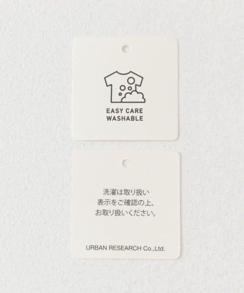 URBAN RESEARCH / アーバンリサーチ Tシャツ | ボリュームスリーブショート丈カットソー | 詳細27