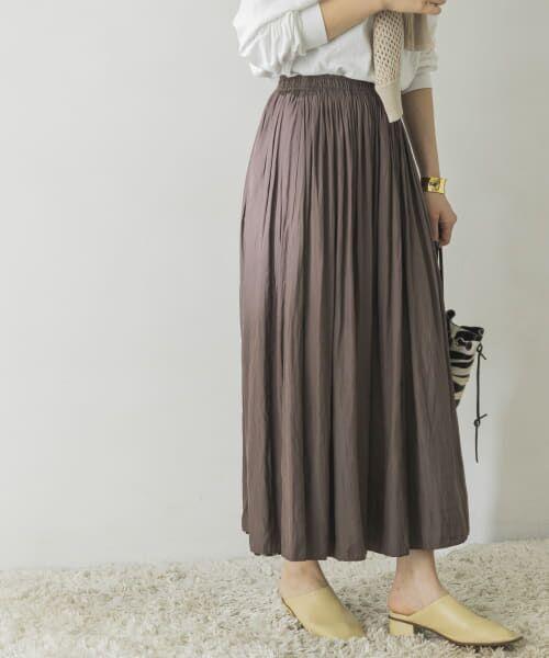 URBAN RESEARCH / アーバンリサーチ スカート   フラワープリントリバーシブルスカート   詳細14