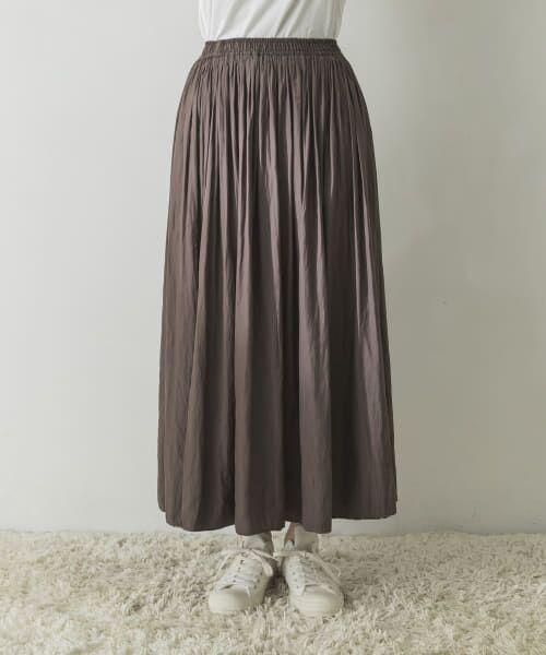 URBAN RESEARCH / アーバンリサーチ スカート   フラワープリントリバーシブルスカート   詳細20