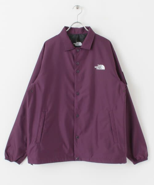 URBAN RESEARCH / アーバンリサーチ ナイロンジャケット | THE NORTH FACE THE COACH JACKET(BW BB.WINE)