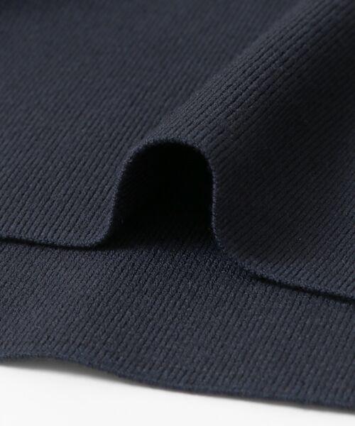 URBAN RESEARCH DOORS / アーバンリサーチ ドアーズ ニット・セーター | 袖リボンKNITプルオーバー | 詳細18