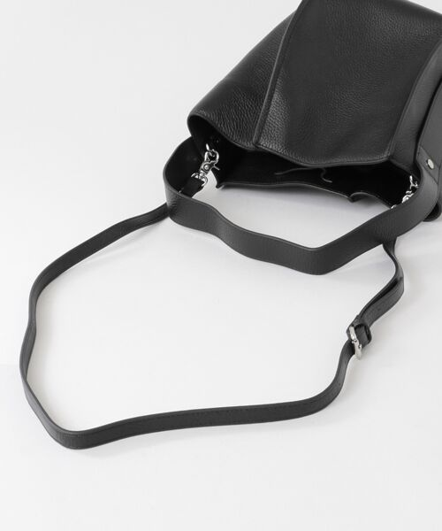 URBAN RESEARCH DOORS / アーバンリサーチ ドアーズ ショルダーバッグ   the dilettante ONE HANDLE POCHETTE   詳細5
