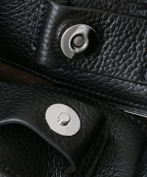 URBAN RESEARCH DOORS / アーバンリサーチ ドアーズ ショルダーバッグ   the dilettante ONE HANDLE POCHETTE   詳細9