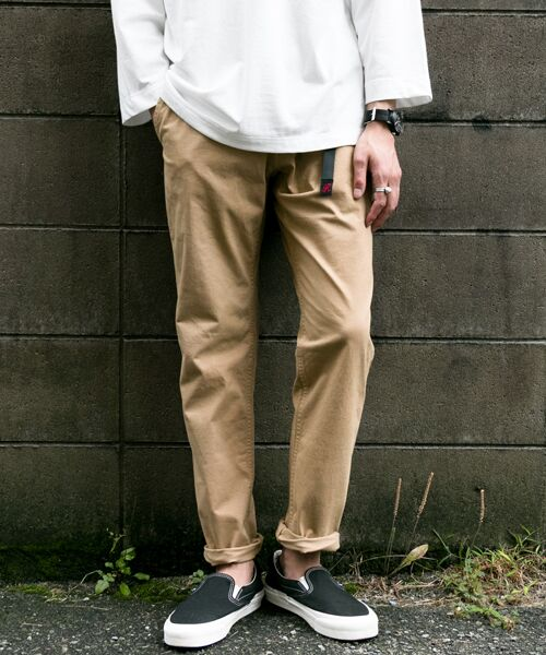Gramicci×Mt Design3776 StretchTwill Mountain Pants
