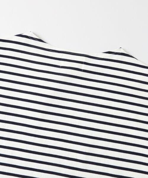 URBAN RESEARCH DOORS / アーバンリサーチ ドアーズ Tシャツ | FORK&SPOON ボートネックボーダー | 詳細17