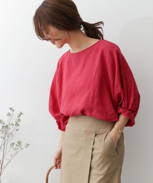 今週の売れ筋アイテム!袖がホイップのように絞られたデザインが印象的なブラウスなど…