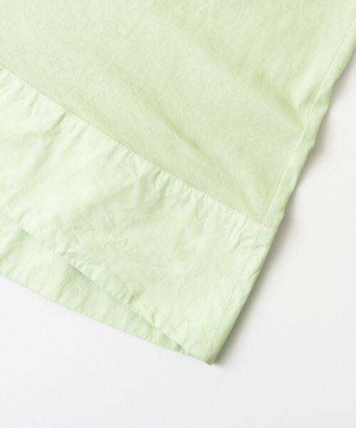 URBAN RESEARCH DOORS / アーバンリサーチ ドアーズ ワンピース | COSMIC WONDER 有機栽培綿の大きなTドレス | 詳細3