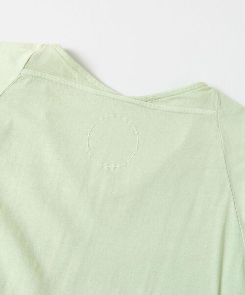 URBAN RESEARCH DOORS / アーバンリサーチ ドアーズ ワンピース | COSMIC WONDER 有機栽培綿の大きなTドレス | 詳細4