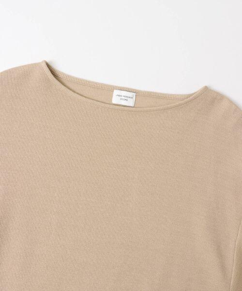 URBAN RESEARCH DOORS / アーバンリサーチ ドアーズ Tシャツ | タックワイドスリーブカットソー | 詳細13