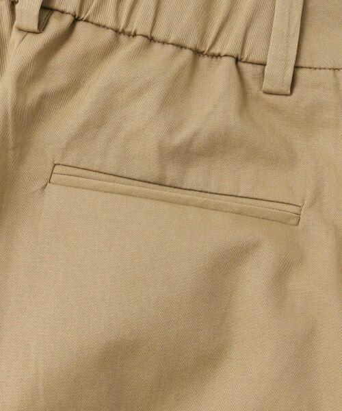 URBAN RESEARCH DOORS / アーバンリサーチ ドアーズ その他パンツ   コットンクロップドパンツ   詳細17