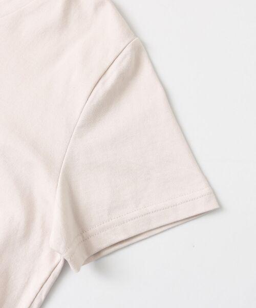 URBAN RESEARCH DOORS / アーバンリサーチ ドアーズ Tシャツ | スペインコットンVネックTシャツ | 詳細17