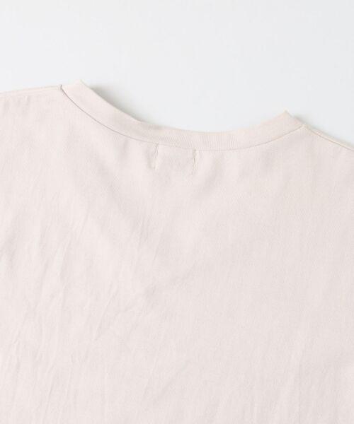 URBAN RESEARCH DOORS / アーバンリサーチ ドアーズ Tシャツ | スペインコットンVネックTシャツ | 詳細18