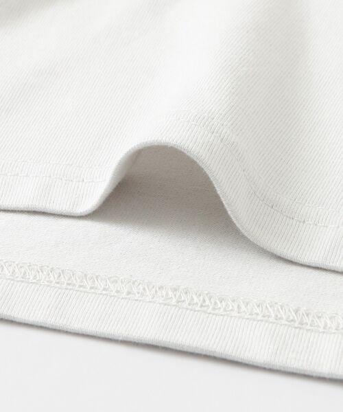 URBAN RESEARCH DOORS / アーバンリサーチ ドアーズ Tシャツ | スペインコットンVネックTシャツ | 詳細21