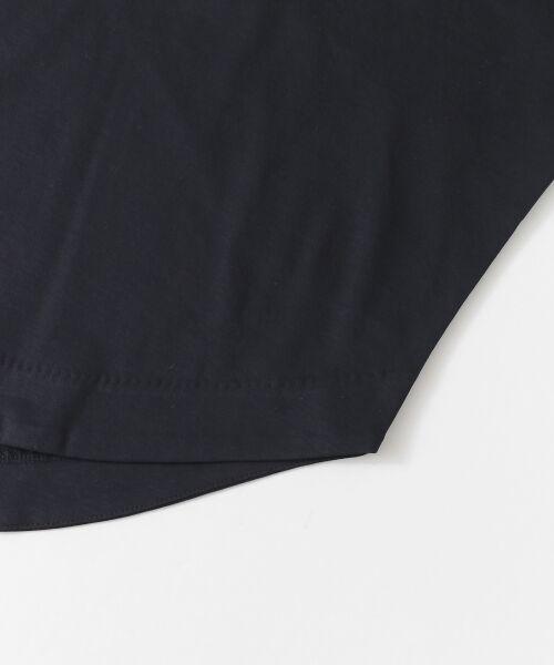 URBAN RESEARCH DOORS / アーバンリサーチ ドアーズ Tシャツ | バッククロスワイドカットソー | 詳細16