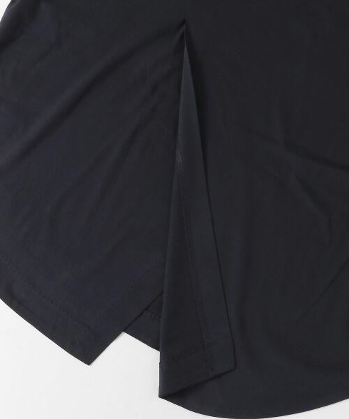 URBAN RESEARCH DOORS / アーバンリサーチ ドアーズ Tシャツ | バッククロスワイドカットソー | 詳細18