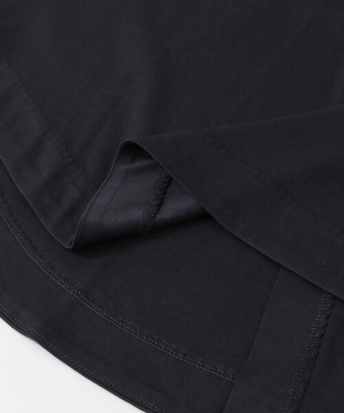 URBAN RESEARCH DOORS / アーバンリサーチ ドアーズ Tシャツ | バッククロスワイドカットソー | 詳細19
