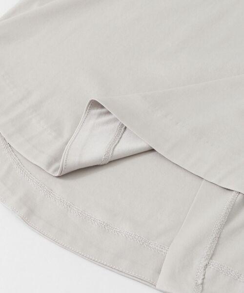 URBAN RESEARCH DOORS / アーバンリサーチ ドアーズ Tシャツ | バッククロスワイドカットソー | 詳細20