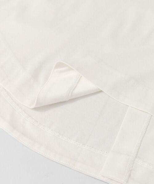 URBAN RESEARCH DOORS / アーバンリサーチ ドアーズ Tシャツ | バッククロスワイドカットソー | 詳細21