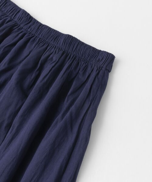 URBAN RESEARCH DOORS / アーバンリサーチ ドアーズ スカート | コットンギャザーリバーシブルスカート | 詳細20