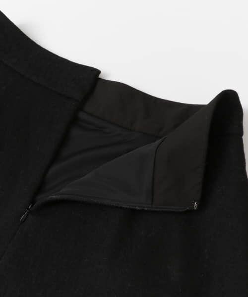 URBAN RESEARCH DOORS / アーバンリサーチ ドアーズ スカート | ウールフレアロングスカート | 詳細12