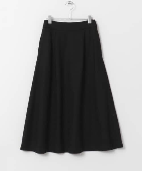 URBAN RESEARCH DOORS / アーバンリサーチ ドアーズ スカート | ウールフレアロングスカート | 詳細8