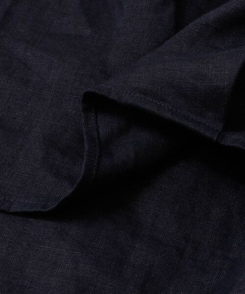 URBAN RESEARCH DOORS / アーバンリサーチ ドアーズ シャツ・ブラウス   ハードマンズリネンバックタックプルオーバー   詳細26