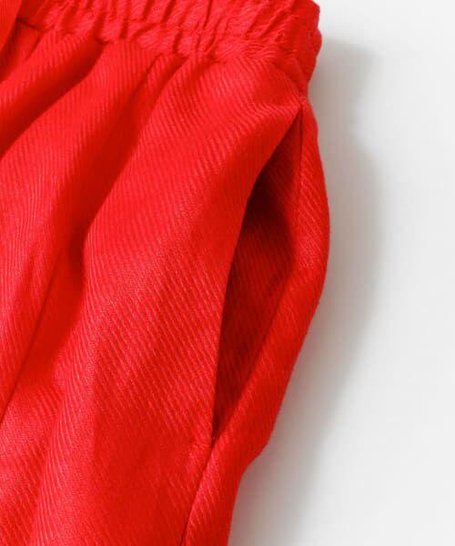 URBAN RESEARCH DOORS / アーバンリサーチ ドアーズ スカート | リネンフレアマキシスカート | 詳細15