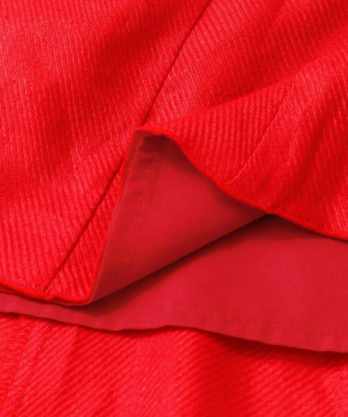 URBAN RESEARCH DOORS / アーバンリサーチ ドアーズ スカート | リネンフレアマキシスカート | 詳細17