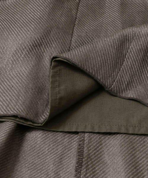 URBAN RESEARCH DOORS / アーバンリサーチ ドアーズ スカート | リネンフレアマキシスカート | 詳細19