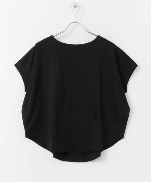 URBAN RESEARCH DOORS / アーバンリサーチ ドアーズ Tシャツ   バックタックワイドカットソー   詳細14