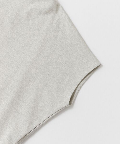 URBAN RESEARCH DOORS / アーバンリサーチ ドアーズ Tシャツ   バックタックワイドカットソー   詳細16