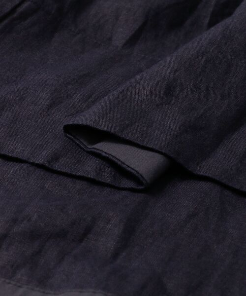 URBAN RESEARCH DOORS / アーバンリサーチ ドアーズ スカート | リネンタックロングスカート | 詳細26