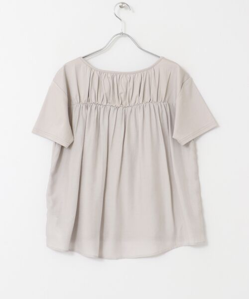 URBAN RESEARCH DOORS / アーバンリサーチ ドアーズ Tシャツ   バックシャーリングプルオーバー   詳細16