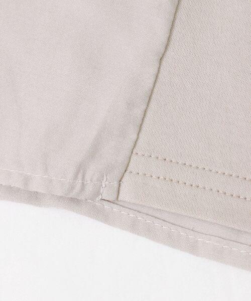 URBAN RESEARCH DOORS / アーバンリサーチ ドアーズ Tシャツ   バックシャーリングプルオーバー   詳細19